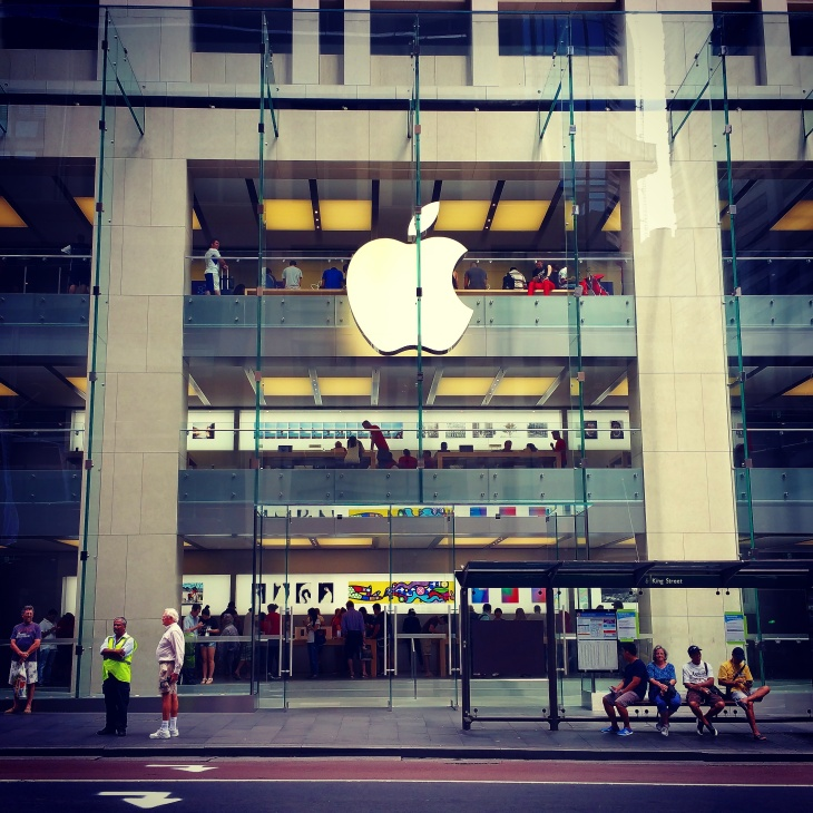 City Apple