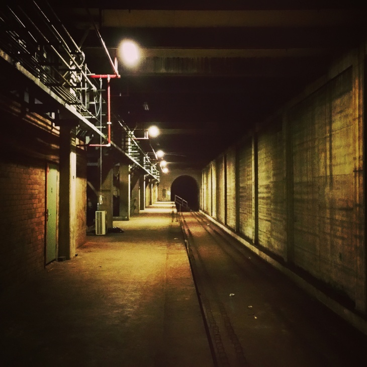 Disused Subway Station