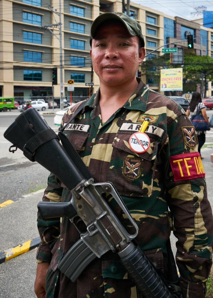 AFP Soldier