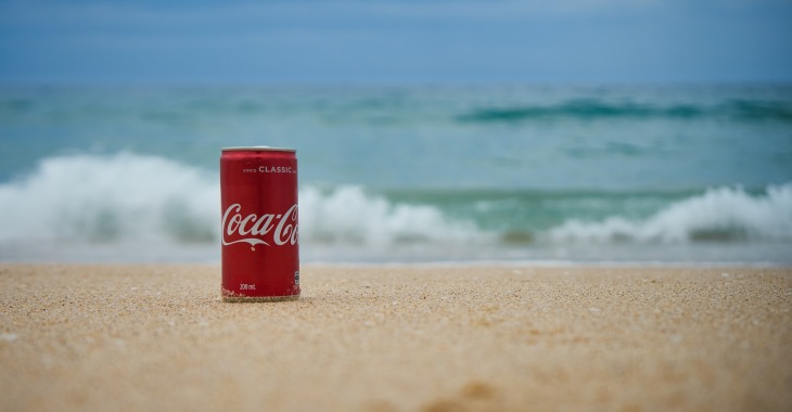 coke-on-the-beach