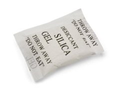 silica gel packs