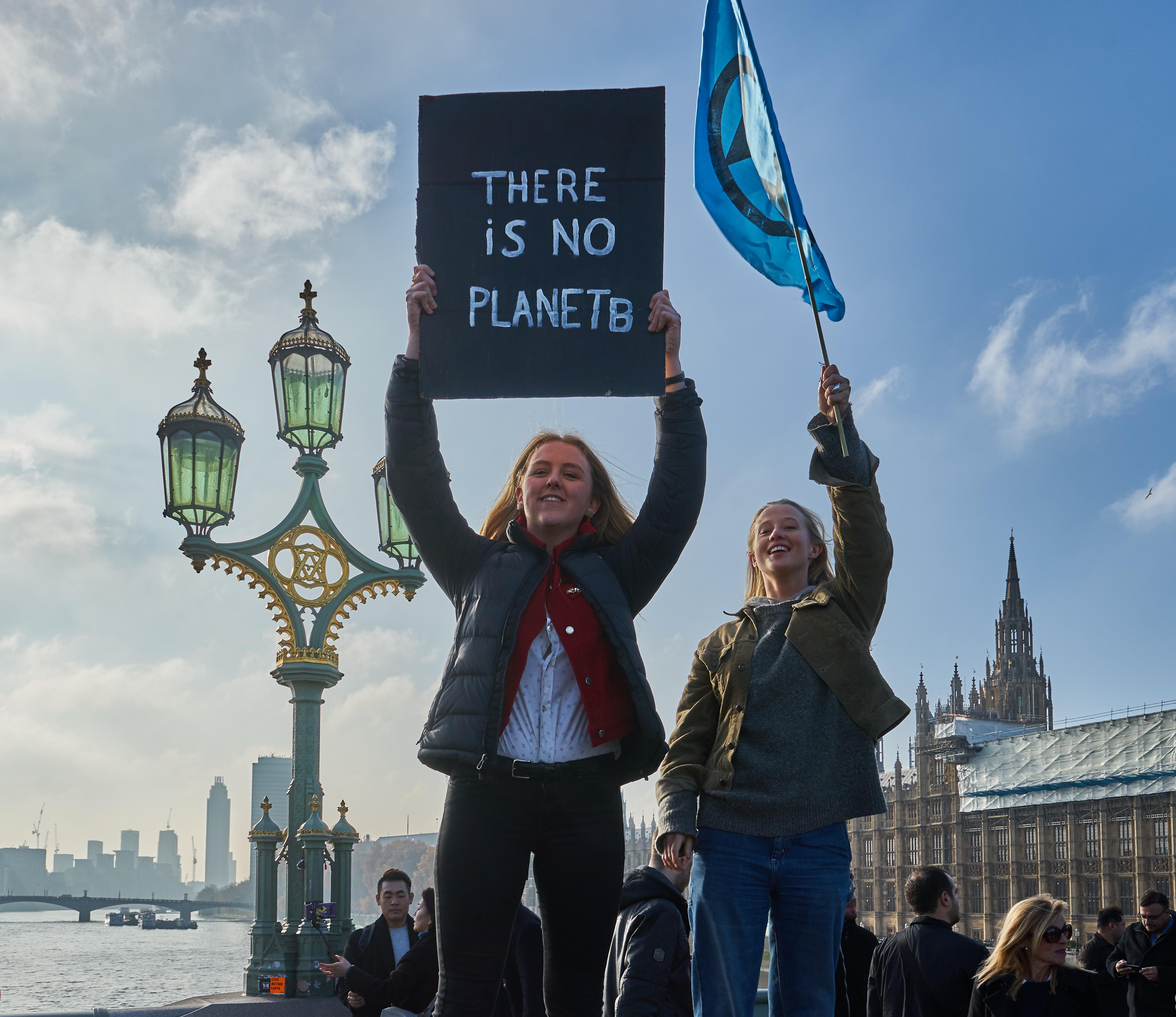 No Planet B!