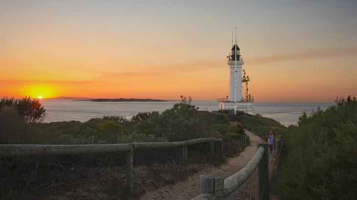 Point Lonsdale Sunrise